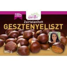 Szafi Reform zsírtalanított gesztenyeliszt (gluténmentes) 250 g