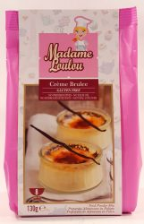 Madame Loulou Créme Brulee 400g