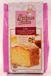 Madame Loulou Cake with Almond 400g