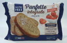 Nutri Free Panfette integrala korpás szeletelt kenyér 340g