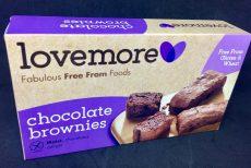 LoveMore GM csokis Brownie 180 gr.