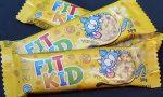 Fit Kid Müzli szelet vaníliás ízű 30 gr.
