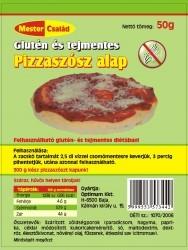 Mester Család Pizzaszósz Alap 50G