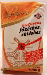 Barbara Lisztkeverék Főzéshez Sütéshez 1000G
