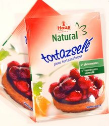 Haas Natural Piros Tortazselépor 11G